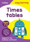 Image for Tmes tablesAges 7-11