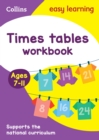 Image for Tmes tablesAges 7-11,: Workbook