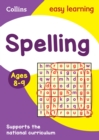 Image for SpellingAges 8-9