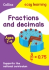 Image for Fractions and decimalsAges 7-9