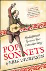 Image for Pop sonnets  : Shakespearean spins on your favourite songs