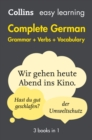 Image for Easy learning complete German grammar, verbs and vocabulary