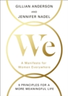 Image for We  : a manifesto for women everywhere