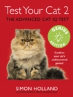 Image for Test your cat 2: confirm your cat's undiscovered genius!