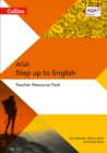 Image for Collins AQA Step Up to English : Teacher Resource Pack