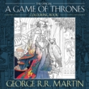 Image for The official A game of thrones colouring book