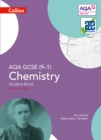 Image for AQA GCSE (9-1) chemistry: Student book