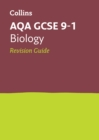 Image for AQA GCSE biology revision guide