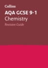 Image for AQA GCSE chemistry: Revision guide