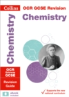 Image for OCR gateway GCSE chemistry  : revision guide