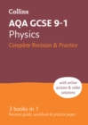 Image for AQA GCSE physics  : all-in-one revision and practice