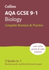 Image for AQA GCSE biology all-in-one revision and practice