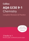 Image for AQA GCSE chemistry  : all-in-one revision and practice