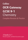 Image for OCR gateway GCSE chemistry all-in-one revision and practice