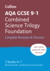 Image for AQA GCSE combined science trilogy  : all-in-one revision and practiceFoundation