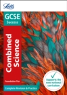 Image for GCSE combined science  : complete revision & practice: Foundation