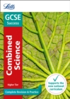 Image for GCSE combined science  : complete revision & practice: Higher