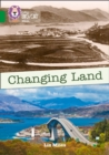 Image for Changing land