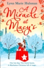 Image for A miracle at Macy's