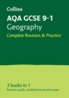 Image for AQA GCSE geography  : all-in-one revision and practice