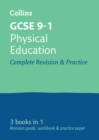 Image for GCSE physical education  : all-in-one revision and practice