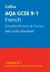 Image for French  : with audio: Revision guide