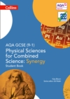 Image for AQA GCSE (9-1) physical sciences for combined science - synergy: Student book