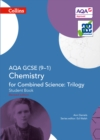 Image for AQA GCSE (9-1) chemistry for combined science: Student book