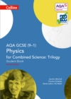 Image for AQA GCSE (9-1) physics for combined science - trilogy: Student book