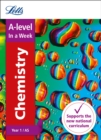 Image for ChemistryYear 1/AS