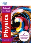 Image for PhysicsYear 1/AS