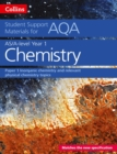Image for A level/AS chemistry support materialsYear 1,: Inorganic chemistry and relevant physical chemistry topics