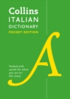 Image for Collins Italian dictionary