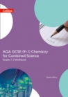 Image for AQA GCSE (9-1) combined science for chemistry trilogyFoundation,: Support workbook