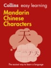 Image for Collins easy learning Mandarin Chinese characters  : trusted support for learning