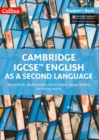 Image for Cambridge IGCSE English as a second language: Student book