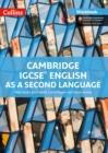 Image for Cambridge IGCSE English as a second language: Workbook