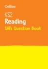 Image for KS2 reading national test question book