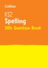 Image for KS2 spelling national test question book