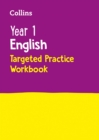 Image for Year 1 English  : new curriculum: Targeted practice workbook