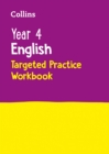 Image for Year 4 English: Targeted practice workbook