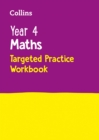 Image for Year 4 Maths: Targeted practice workbook