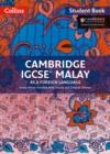 Image for Cambridge IGCSE Malay: Student book
