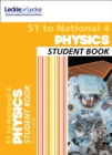 Image for Secondary physicsS1 to National 4,: Student book