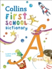 Image for Collins first school dictionary  : learn with words