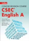 Image for English A  : a concise revision course for CSEC