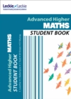 Image for Cfe advanced higher maths: Student book