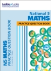 Image for National 5 maths homeworkPractice book