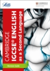 Image for Cambridge IGCSE English as a second languageRevision guide