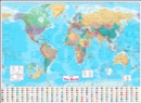 Image for Collins World Wall Paper Map